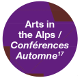 vinette logo Arts in the Alps conf.png